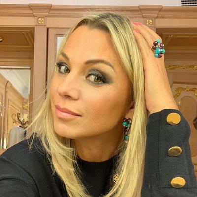 инстаграм Ирины Салтыковой