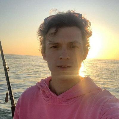 инстаграм Тома Холланда