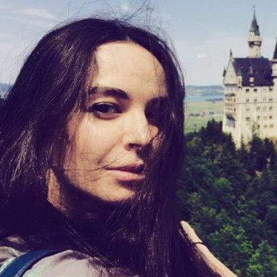 инстаграм Дианы Вишневой