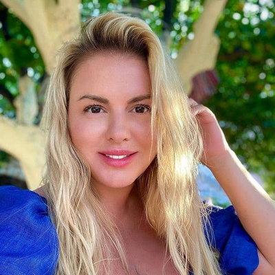 инстаграм Анны Семенович