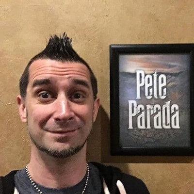 инстаграм Пита Парады