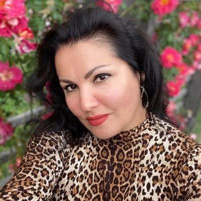 инстаграм Анны Нетребко